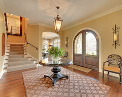 Exquisite Interiors in Minneapolis traditional-entry
