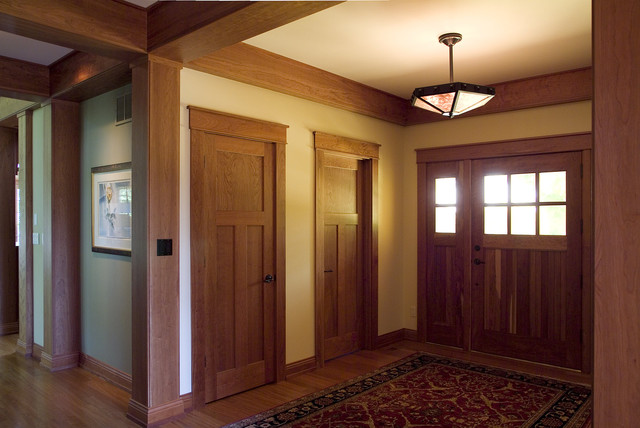 Indiana Residence traditional-entry