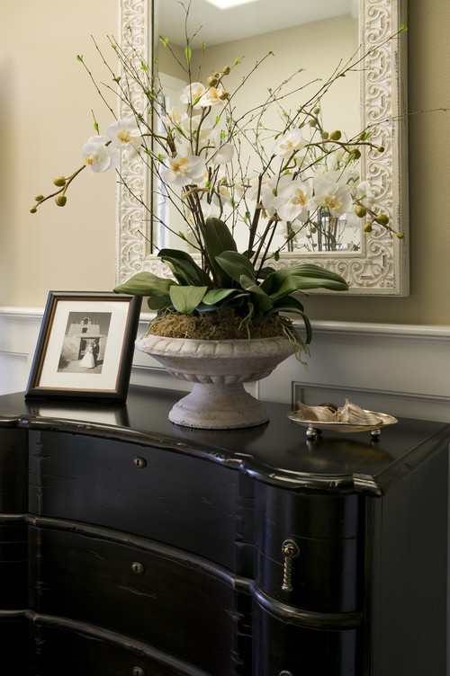 Entrance hall foyer design ideas photos interior for Foyer flower arrangement
