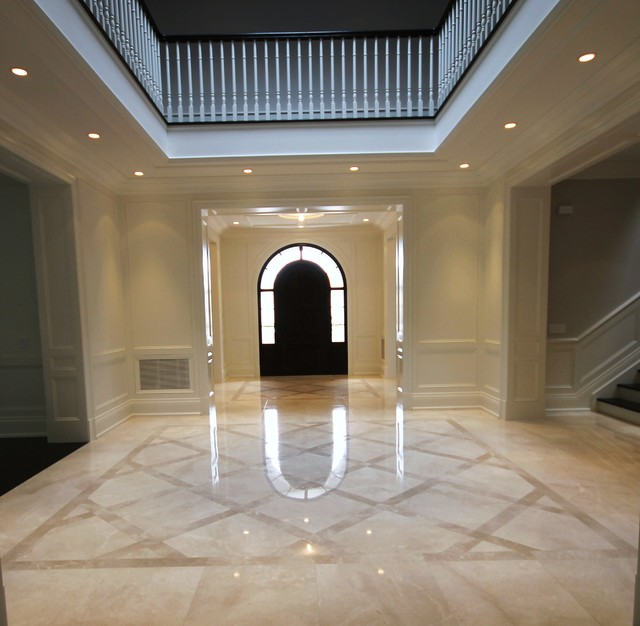 Foyer Furniture Toronto : Traditional entryway entry toronto by