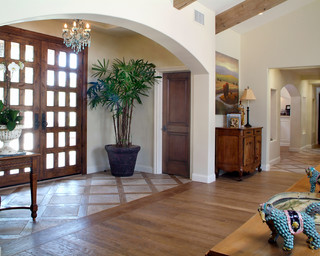 Traditional Ranch Traditional Entry San Diego By