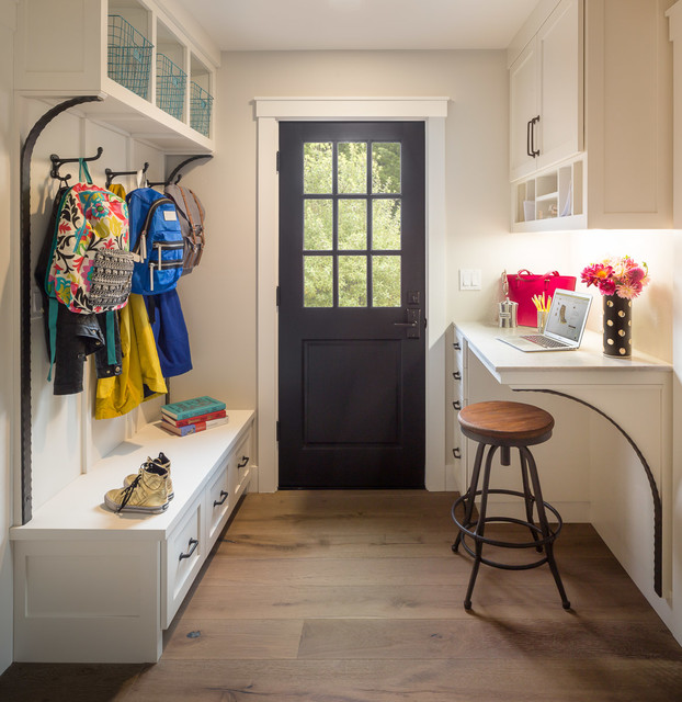 Lafayette Remodel Transitional Entry By Koch Neve Interior Design