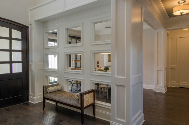 Transitional Home By Trend Interior Design Fusion Entrance Tampa