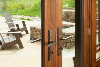Transitional Home Exterior Door Hardware By Rocky Mountain Hardware - Transitional - Entry ...