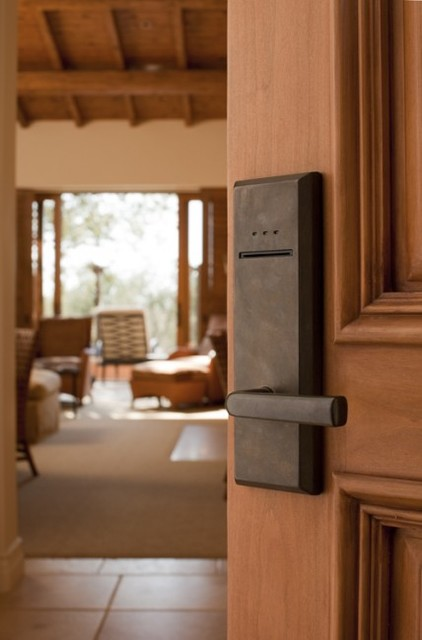 Transitional Hotel Room Door Decorative Hardware By Rocky
