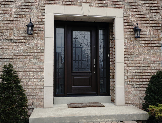 Transitional Style Entry Doors 2015 Projects