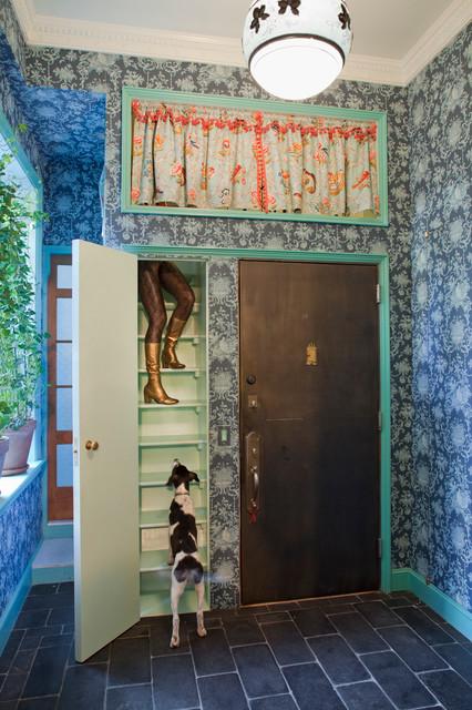 Tribeca Artist Loft eclectic-entry