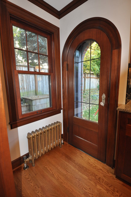 Tudor Kitchen Traditional Entry Seattle By Ventana