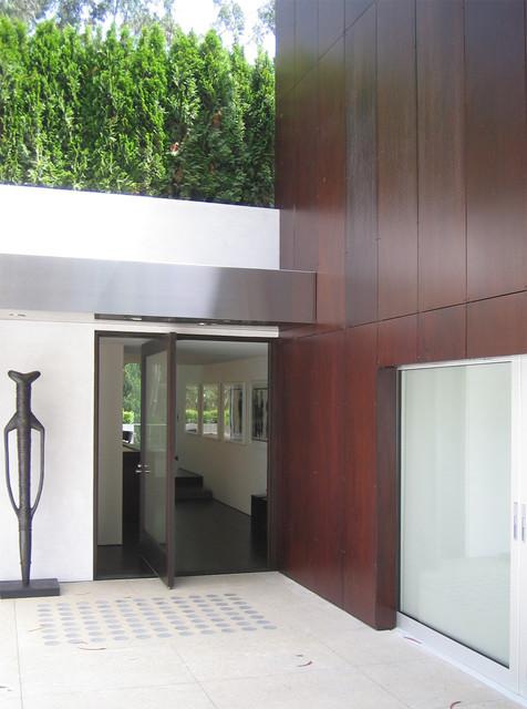 Twin Peaks Residence modern-entry