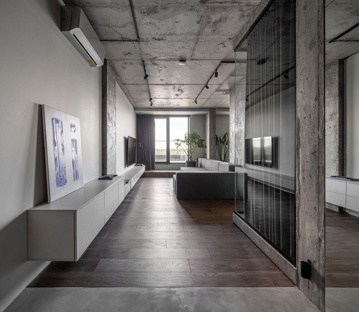 Ultra Modern Apartment Design & Construction