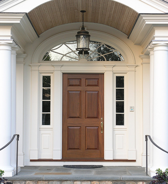 Upstate Door Custom Exterior Doors traditional-entry & Upstate Door Custom Exterior Doors - Traditional - Entry - New York ...