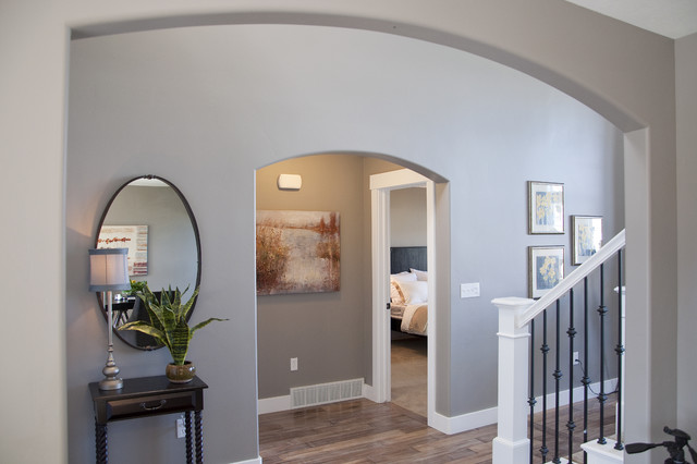 Valley View Model - Sun Valley Design traditional-entry
