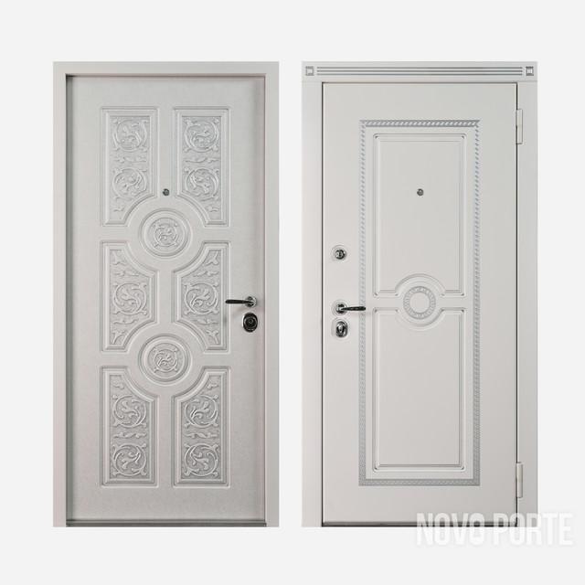 Versace Entry Door transitional-entry  sc 1 st  Houzz & Versace Entry Door - Transitional - Entry - New York - by Novo Porte pezcame.com