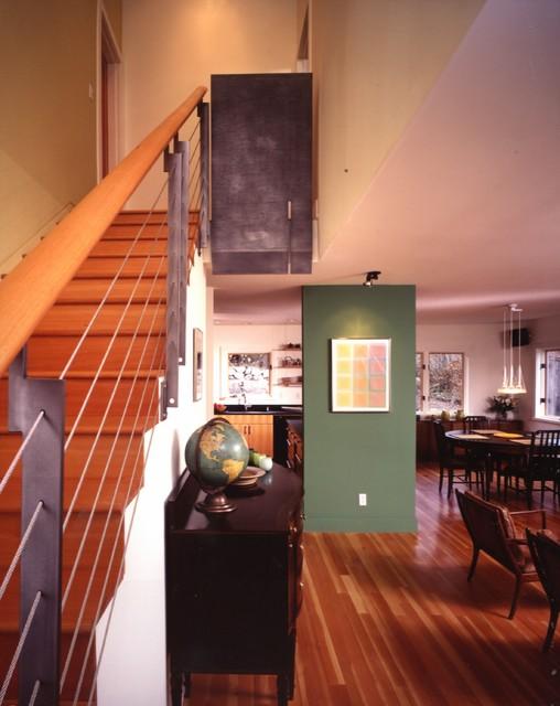 View Ridge Interior modern-entry