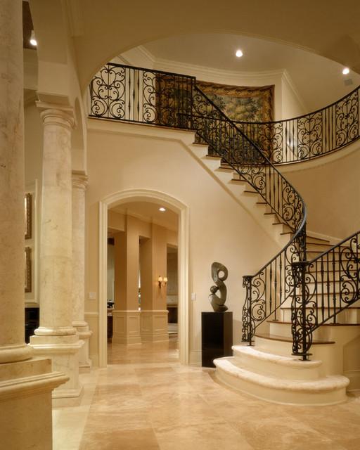 Villa Benessere | Custom Residence mediterranean-entry