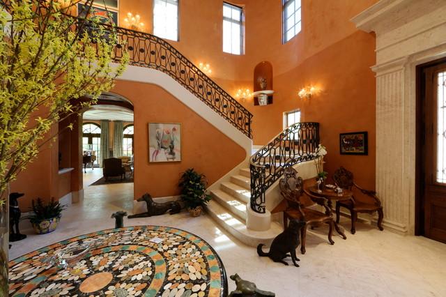Villa del Segugio mediterranean-entry