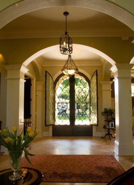 Villa Venezia mediterranean-entry