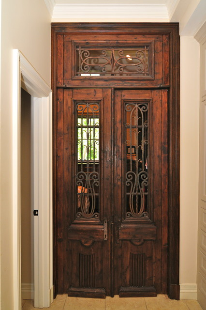 Vintage Door Traditional Entry Dallas By Valerie