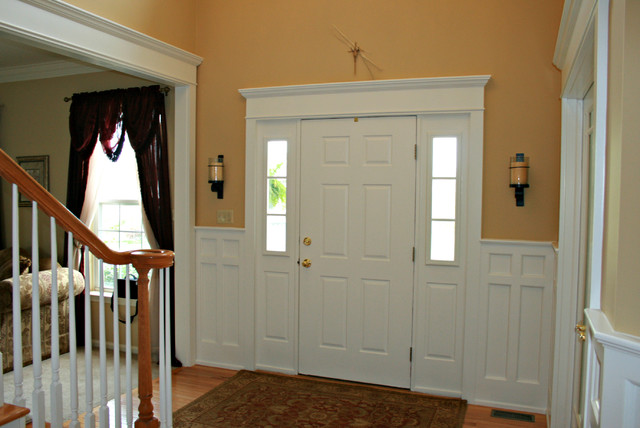 Wainscoting for Arts and crafts wainscoting