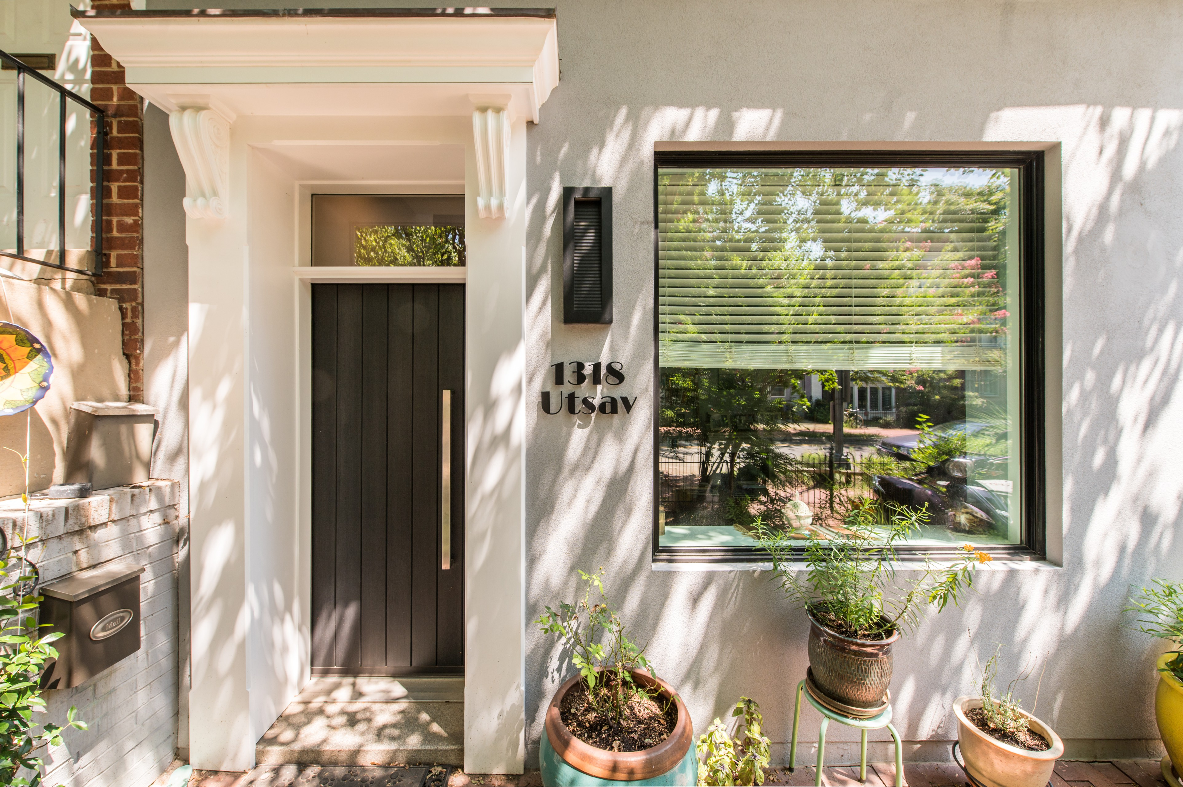 Washington, DC Eclectic Remodel & Addition
