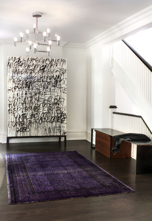 Contemporary Entryway by Toronto Interior Designers & Decorators Shirley Meisels