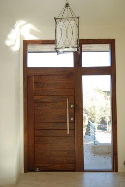 modern entry door pulls