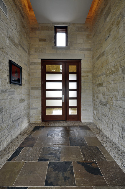 Westlake Residence contemporary-entry