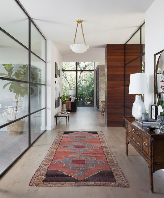 Westview Cliffside Contemporary Entry Austin By