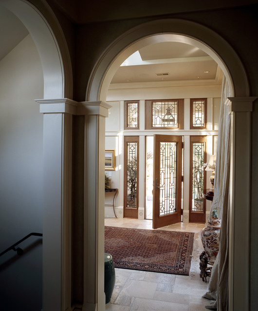 Wetmore Residence traditional-entry