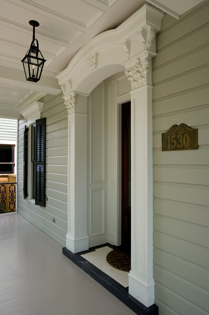 Whitestone Builders - Traditional traditional-entry