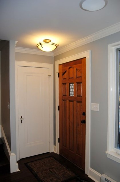Whole House Renovation & Additions traditional-entry