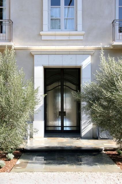 William Hefner Architecture Interiors & Landscape transitional-entry