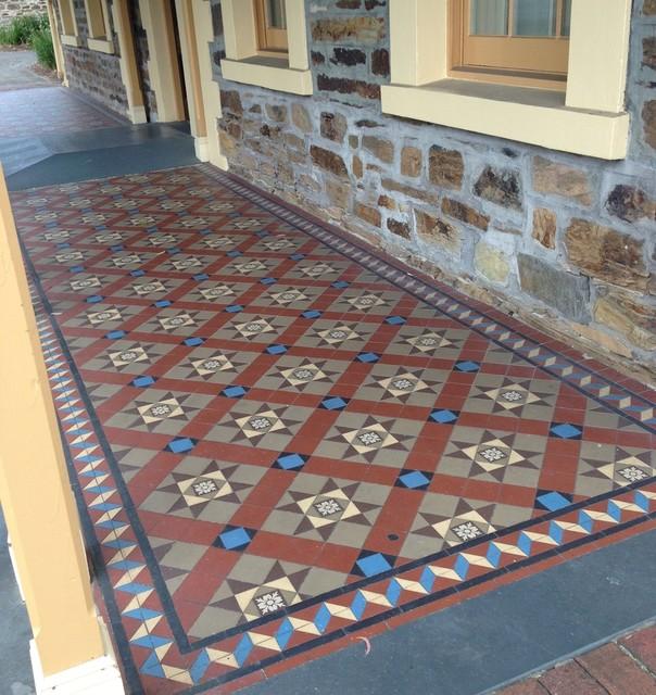 Winckelmans Paddington Victorian Tile Walkway