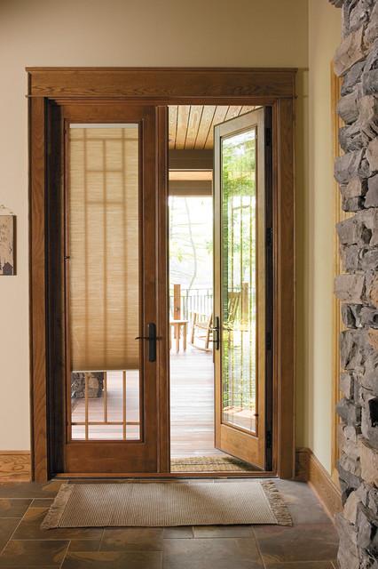 Windows & Doors contemporary-entry