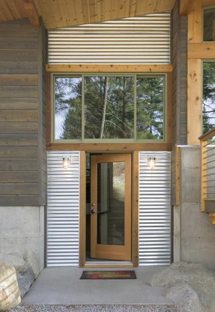 Wintergreen modern-entry