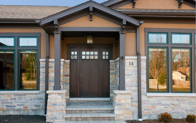 Wood Doors for Worthy Spaces (Custom Solid Wood Doors) - Craftsman ...
