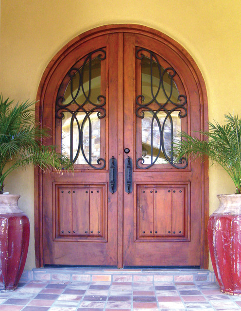 Wood Doors Rustic Entry Phoenix By Rustic Decor