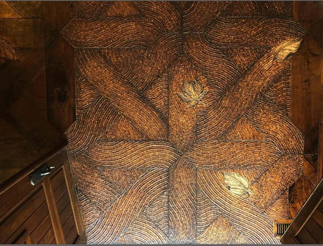 Wood floor of the year award