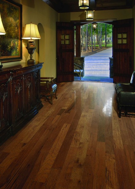 Wood flooring traditional entry charleston by for Abbey floor
