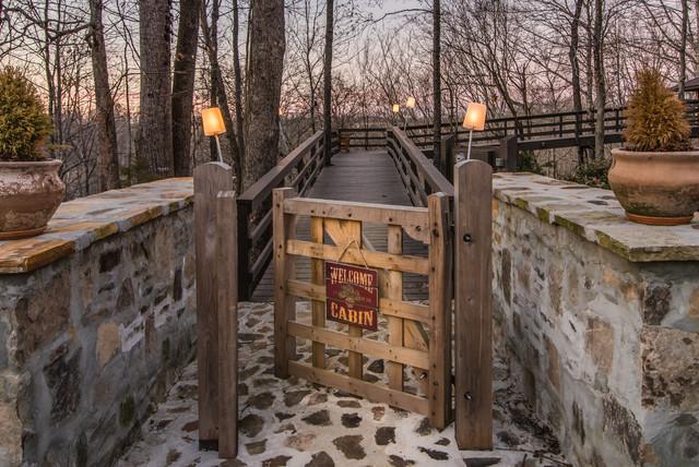 Wooden Garden Gates Rustic Nashville By Homestead