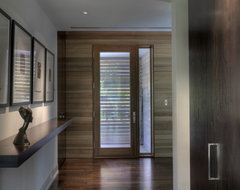 Woodvalley House - Interiors contemporary entry