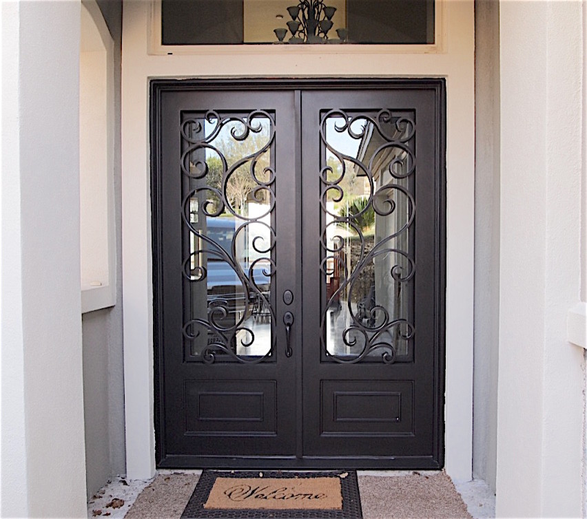 75 Beautiful Traditional Double Front Door Pictures Ideas January 2021 Houzz