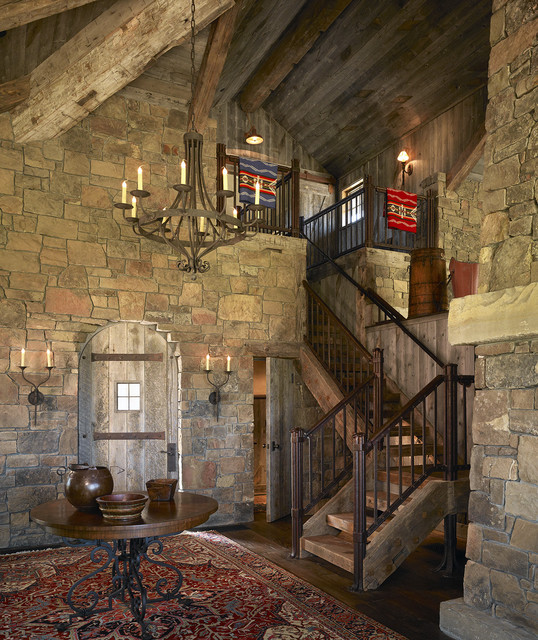 Wyoming Getaway eclectic entry