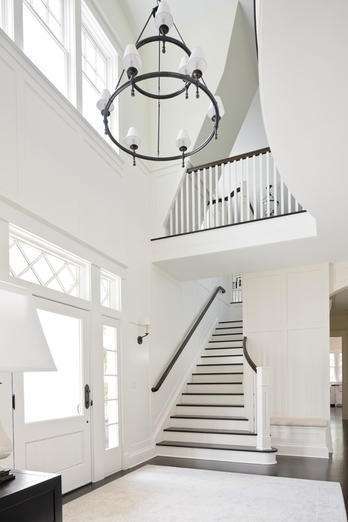 Paint Color For Foyer remodelaholic | favorite entryway and foyer paint colors