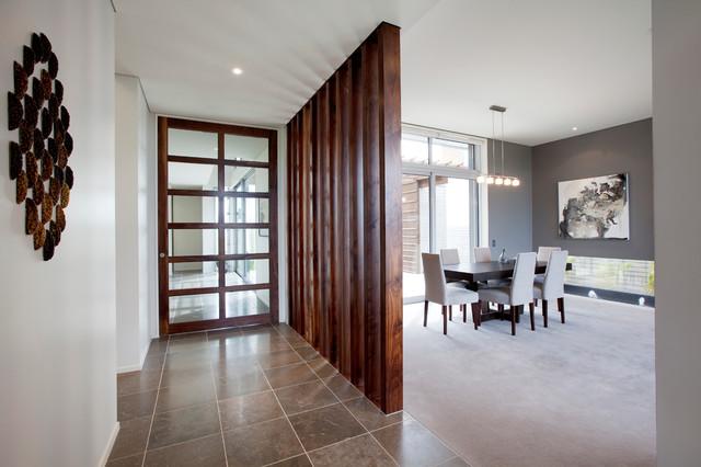 Zen Foyer Design : Zen