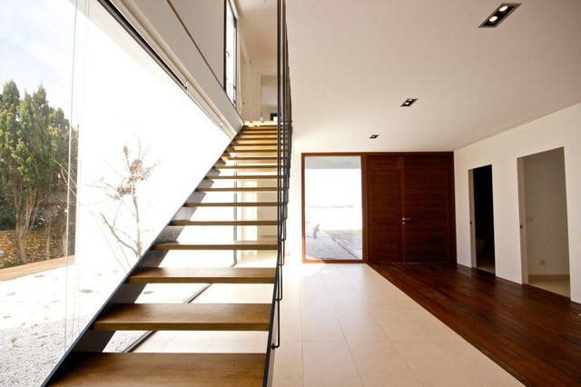 Casa contemporanea en primera linea en ciutadella - Inmobiliaria bonnin sanso ...