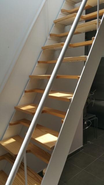 escalera japonesa