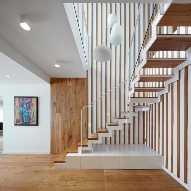 Escalera nordico-escalera