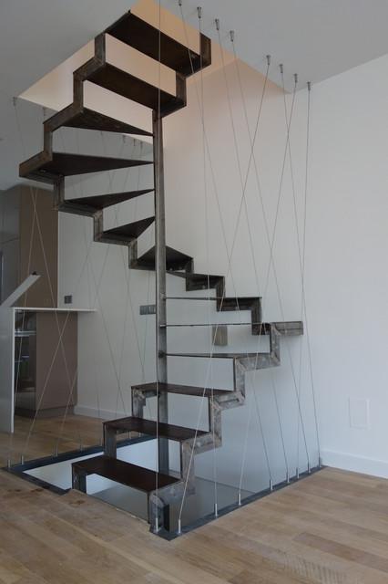 Aggrandisement et renovation d 39 une maison de ville 140m2 - Renovation petite maison de ville ...