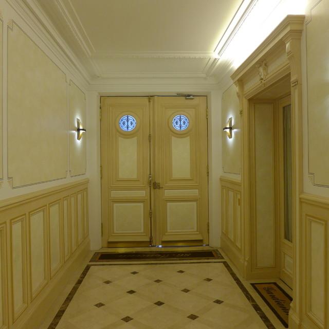 amenagement cage escalier de standing paris